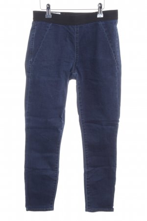 Gap Jeggings azul oscuro look casual