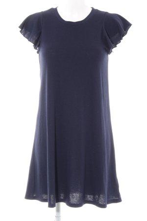 Gap Jerseykleid dunkelblau schlichter Stil