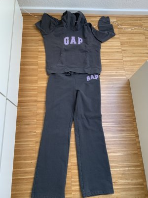 Gap Chándal gris oscuro-púrpura