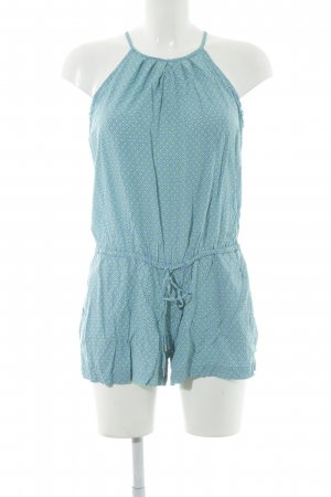 Gap Jumpsuit abstraktes Muster Beach-Look