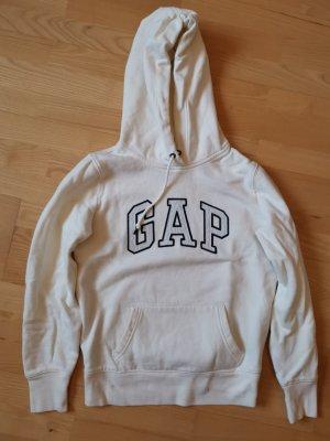 Gap Maglione con cappuccio bianco