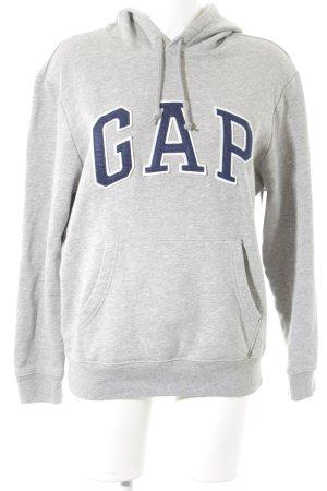 Gap Kapuzensweatshirt mehrfarbig College-Look