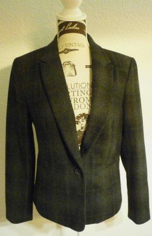 Gap Blazer en laine noir-gris anthracite laine