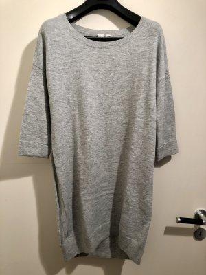 Gap Abito di maglia grigio chiaro-grigio