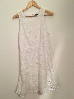 GAP Kleid weiß