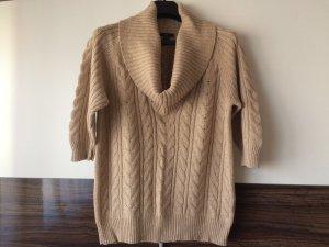 Gap Sweater met korte mouwen beige