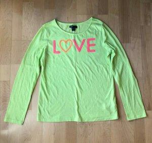Gap Langarm Shirt mit Pailletten Dekor