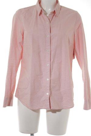Gap Langarmhemd rosé Casual-Look