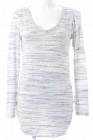 Gap Jersey largo gris claro look casual