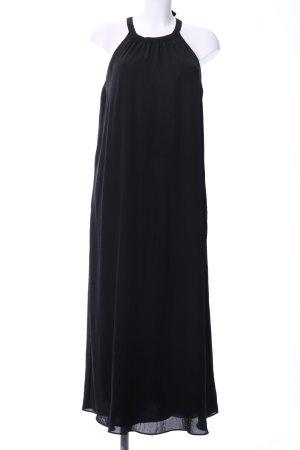 Gap Maxikleid schwarz Elegant