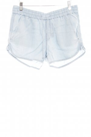 Gap Shorts himmelblau Casual-Look