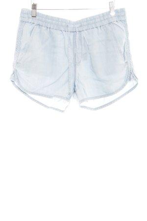 Gap Shorts himmelblau Casual-Look