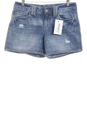 Gap Shorts azul acero look de segunda mano