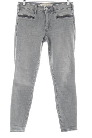 Gap Skinny Jeans grau Casual-Look