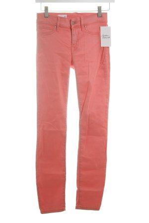 Gap Skinny Jeans pink Casual-Look