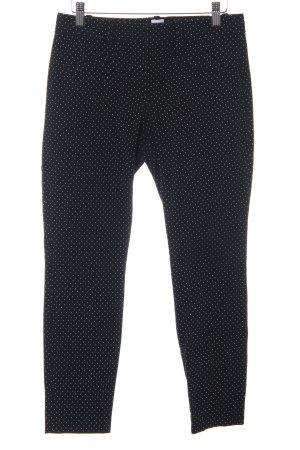Gap Skinny Jeans schwarz-weiß Punktemuster