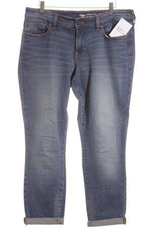 "Gap Skinny Jeans ""skinny roll up"" blau"