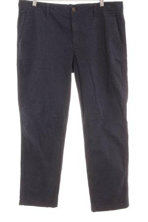 Gap Stoffhose dunkelblau Casual-Look