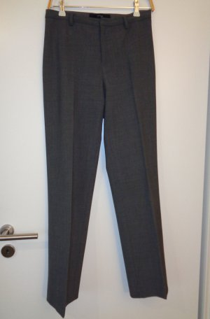GAP Stoffhose Gr. 36 grau Büro Business