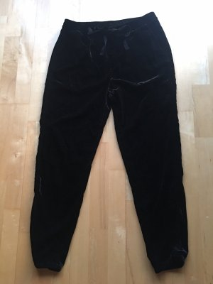 Gap Pantalone peg-top nero