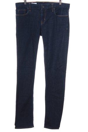 Gap Straight-Leg Jeans dunkelblau Casual-Look