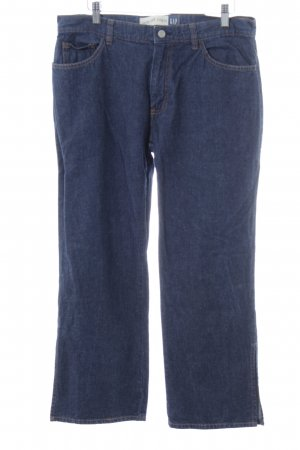 Gap Straight-Leg Jeans blau Casual-Look