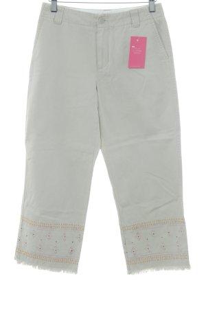 Gap Straight-Leg Jeans hellbeige schlichter Stil