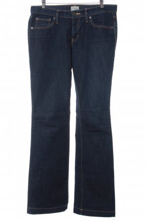 "Gap Straight-Leg Jeans ""long and lean"" dunkelblau"