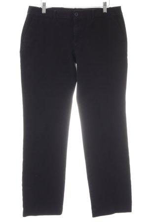 Gap Straight-Leg Jeans schwarz Casual-Look
