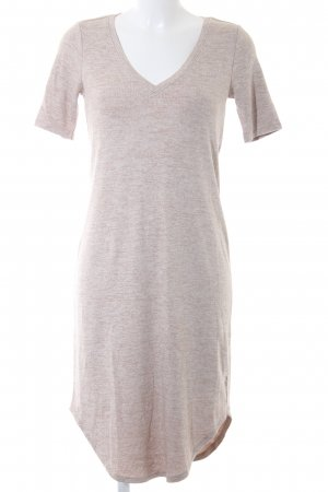 Gap Strickkleid beige-hellbeige meliert Casual-Look