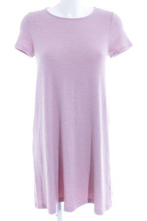 Gap Strickkleid rosa schlichter Stil