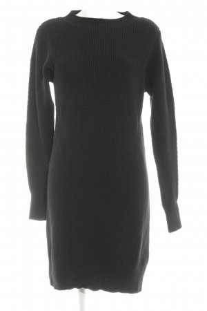 Gap Strickkleid schwarz Casual-Look