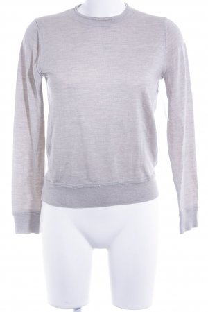 Gap Strickpullover beige meliert Casual-Look