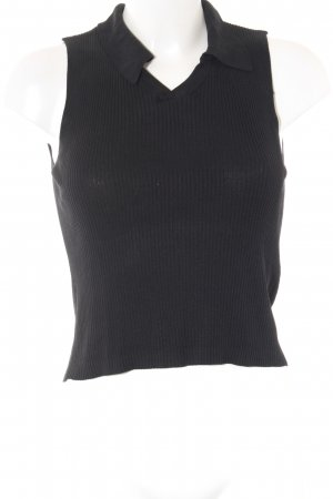 Gap Knitted Top black casual look