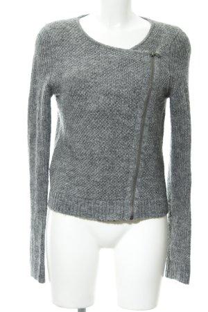 Gap Smanicato lavorato a maglia grigio stile casual