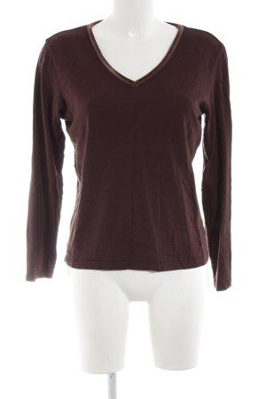 Gap Jersey de lana marrón look casual