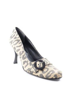 Garbo High Heels mehrfarbig Animal-Look