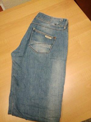 Garcia Jeans Jeans elasticizzati blu
