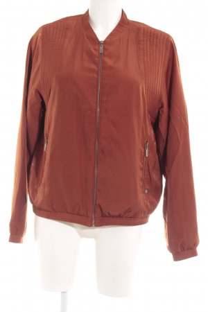 Garcia Jeans Bomber Jacket cognac-coloured casual look