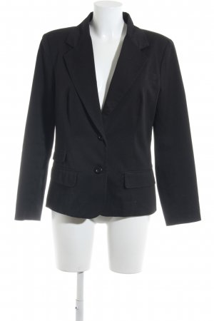 Garcia Jeans Jerseyblazer schwarz Business-Look