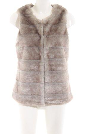 Garcia Jeans Fake Fur Vest bronze-colored casual look