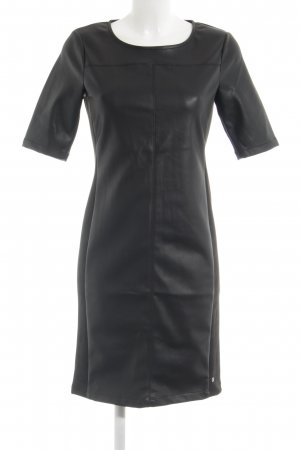 Garcia Jeans Leather Dress black casual look