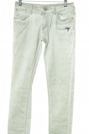 Garcia Jeans Slim Jeans mint Casual-Look