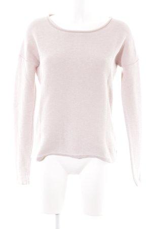 Garcia Jeans Strickpullover rosé Casual-Look