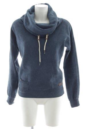 Garcia Jeans Sweatshirt graublau schlichter Stil