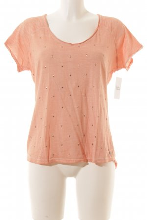 Garcia Jeans T-Shirt apricot Casual-Look