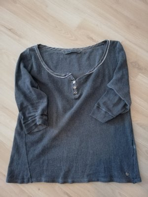 Garcia Jeans Body gris anthracite