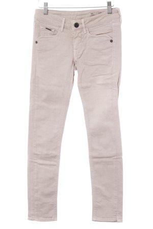 Garcia Slim Jeans altrosa Casual-Look