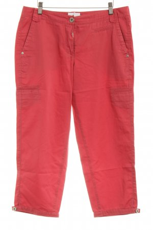 Gardeur 3/4 Length Trousers brick red casual look