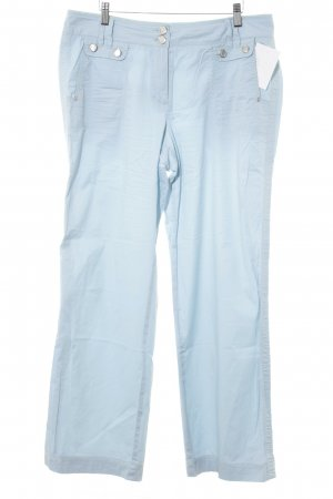 Gardeur Baggy Pants himmelblau Casual-Look